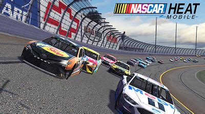cheat game balap mod apk download nascar heat mobile mod apk v1 3 2 full hack game