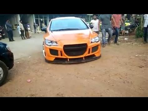 modified cars  kerala youtube