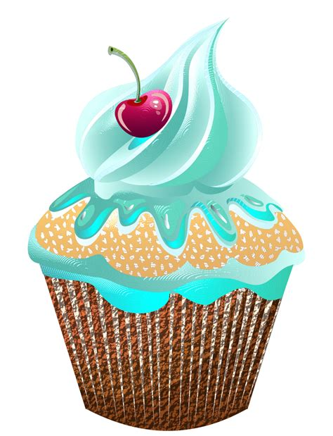 free cupcake clipart green cupcakes clipart www imgkid the image kid