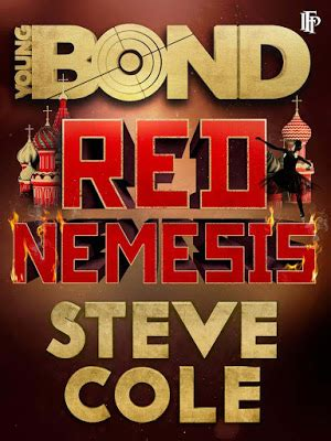 libro young bond red nemesis the book bond