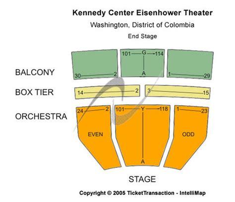 washington dc map kennedy center kennedy center eisenhower theater tickets in washington