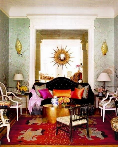 chic home interiors 20 amazing bohemian chic interiors