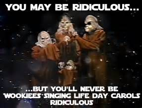 Star Wars Christmas Meme - wtf the star wars holiday special 1978 1 2 3 wtf