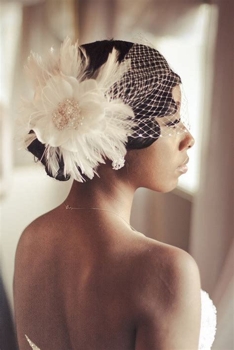 American Wedding Hairstyles With Birdcage by Wedding Hairstyles With Birdcage Hairstyles