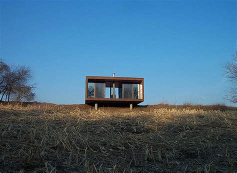 small prefab home modern weehouse makes a big impression