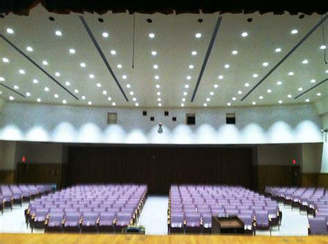 Auditorium Lighting Fixtures Auditorium Lighting Fixtures Auditorium Lighting Another Led Success Story Greentech
