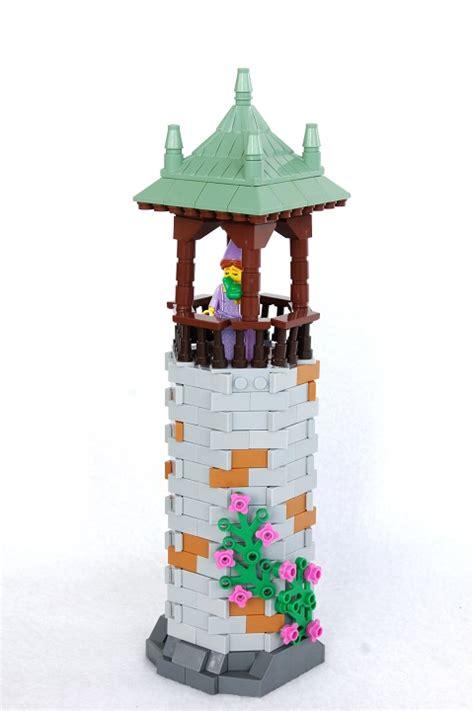 lego vignette tutorial fairytale princess vignette brickbuilt