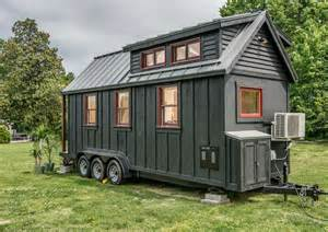 the new small house the riverside by new frontier tiny homes tiny house town