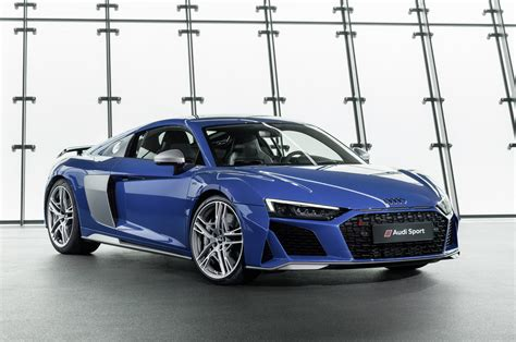Audi R8 2019 by 2019 Audi R8 Revealed Price Specs And Release Date