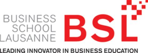 Mba Lausanne by Business School Lausanne