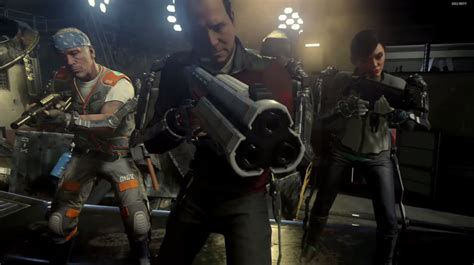 exo zombies call of duty exo zombies trailer with john malkovich and