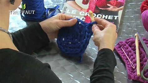 Apprendre A Faire Du Crochet by Apprendre Le Crochet Faire Un Crochet Rond