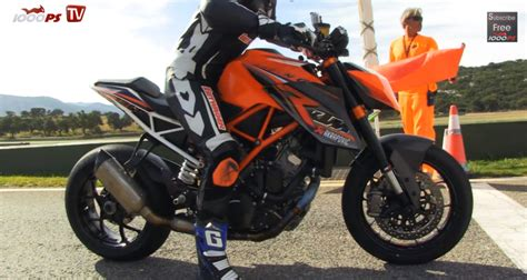 Ktm 1290 Duke Akrapovic Ktm 1290 Duke R Akrapovič Sound 192hp Racing