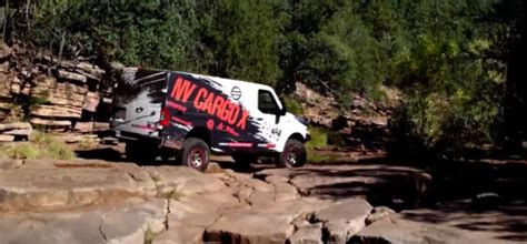Nv Cargo X by Nissan Nv Cargo X Project Dpccars