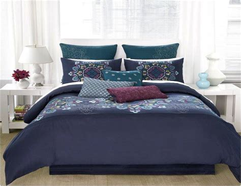 bed bath and behond peacock bedding set king home design remodeling ideas