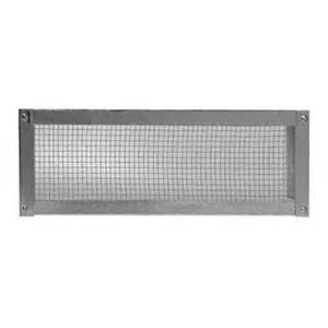 home depot foundation vents construction metals inc 6 in x 14 in steel foundation