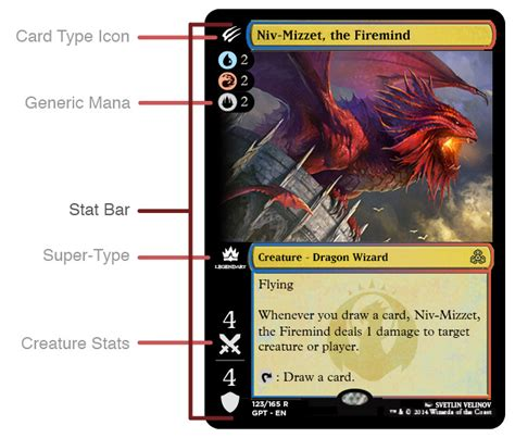 Magic Set Editor Card Back Template by After Reading About How Maro Would Change The Card Frame