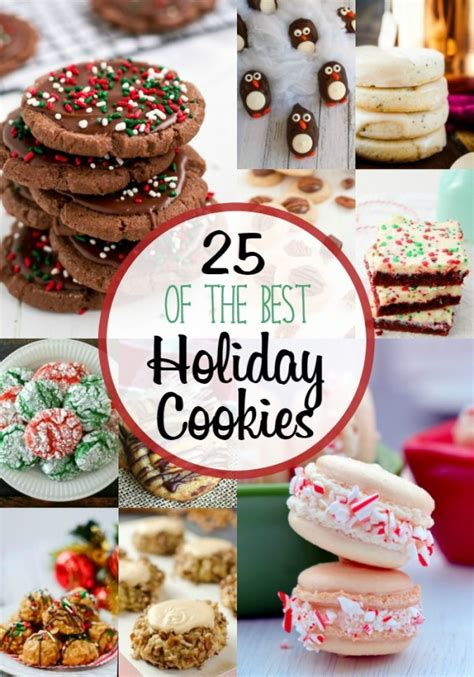 25 of the best holiday cookies and a 400 black friday