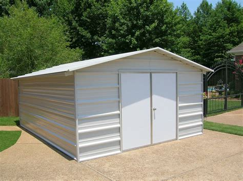 Enclosed Metal Carport enclosing a carport how to images