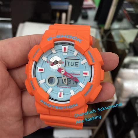 G Shock X In4mation g shock x in4mation collaboration gax 100x 4