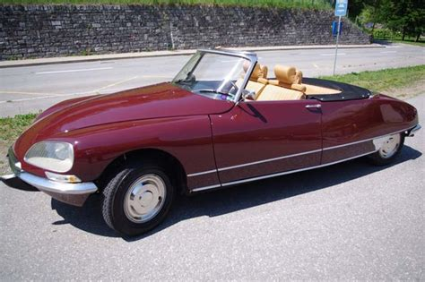 Citroen Ds Convertible by Citro 235 N Ds Id Convertible 2 0 1970 Catawiki