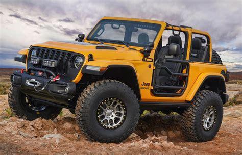 jeep concept 2018 jeep unveils 4x4 concepts for 2018 easter safari