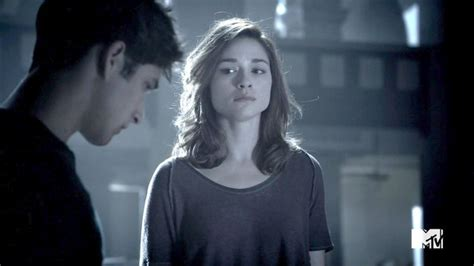 teen wolf crystal reed 2016 tyler posey and crystal reed photos photos teen wolf