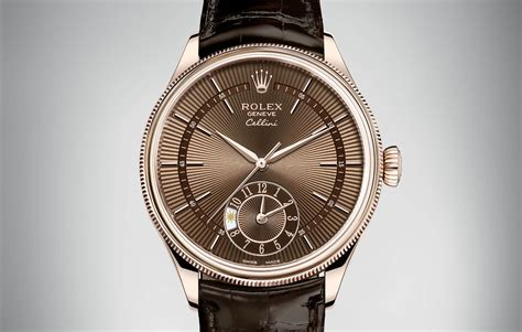 Rolex Celini rolex cellini time date dual time in 2016
