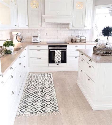 cuisine blanche 22 id 233 es tendances 2018 pour votre cuisine
