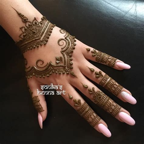 henna tattoo design pinterest simple mehndi design on makedes