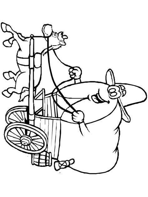western coloring pages    print