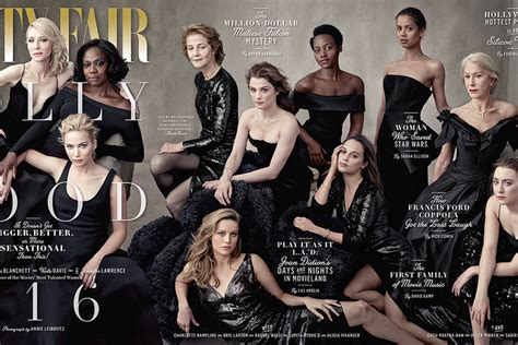 Vanity Fair Definition by Vanity Fair Made A Powerful Statement On The Cover Of Its