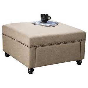 Fabric Storage Ottoman Darby Square Fabric Storage Ottoman Christophe Target