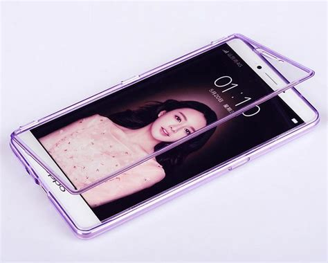 Casing Softcase Brown Line Oppo R7 Plus oppo r7 lite r7 plus transparent flip cover end 6 14 2016 6 34 00 pm