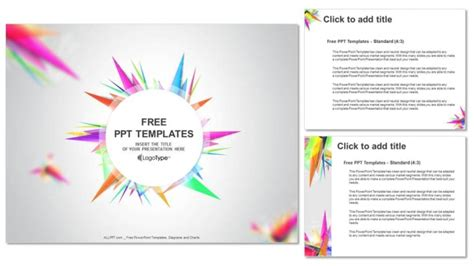 themes powerpoint free download 2015 abstract triangle ppt templates