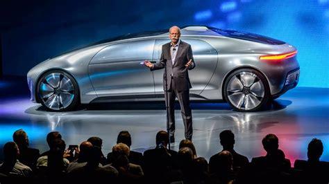 Selbstfahrendes Auto by Daimler Zeigt Selbstfahrendes Auto Autohaus De