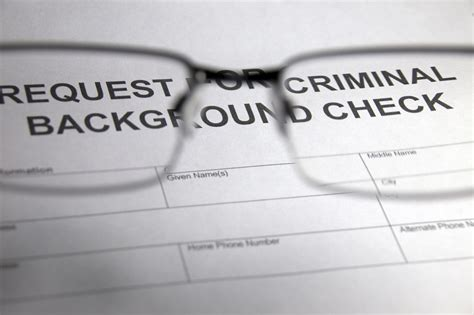 Criminal Record Check Services About Nics Fbi