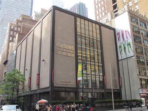 design fashion school new york parsons the new school for design midtown nyc mid