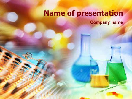templat powerpoint penelitian kimia organik presentation pharmaceutical chemist tests presentation template for