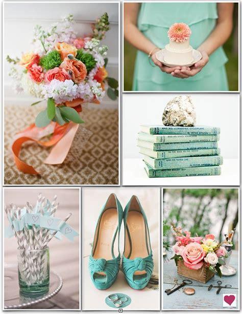 Best 25  Teal peach wedding ideas on Pinterest   Mint