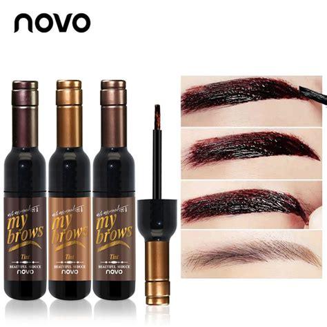 Novo Eyebroweyeliner 25 best ideas about dye eyebrows on eyebrow salon best makeup brands and eyebrow