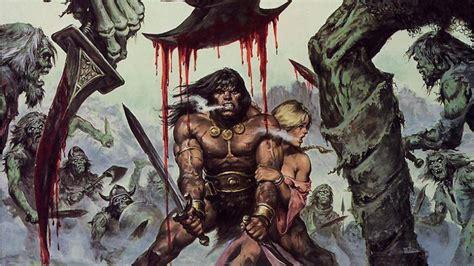 the night shift conan the barbarian nietzsche