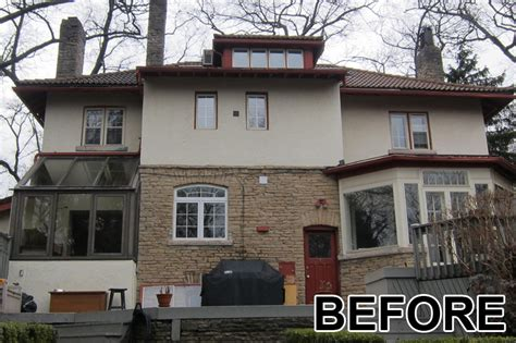 toronto exterior residential house painting contractor