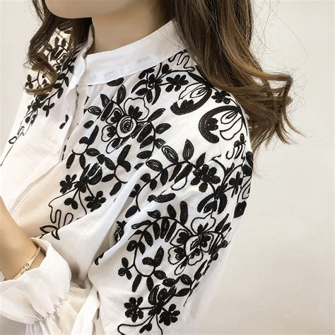 embroidery fashion new arrival 2018 fashion embroidery s clothing