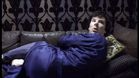 sherlock couch did you really say that sherlock sherlock cares