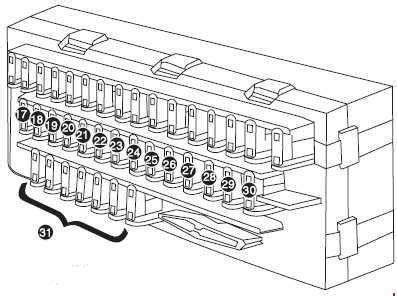 peugeot 406 fuel wiring diagram peugeot wiring diagram