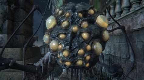 garden of eyes bloodborne wiki 5 scary moments from non horror games laser time