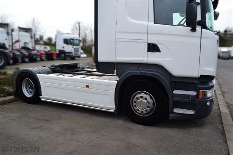 scania 2009 6 series 4x2 truck side skirts panels trims