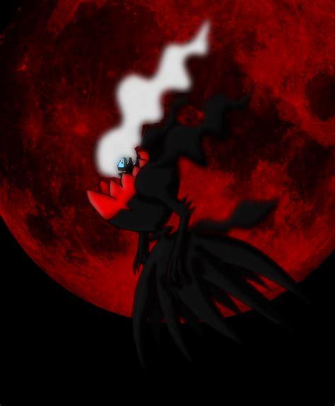 Tretta Legend Darkrai 1 legends darkrai by newmoonnightmare on deviantart