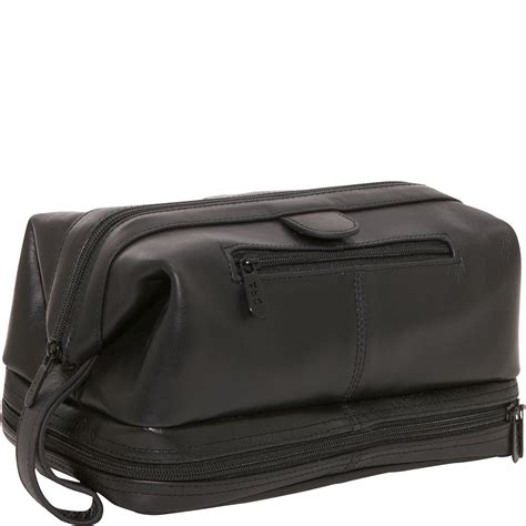 Toiletry Bag Amerileather Leather Toiletry Bag Ebags